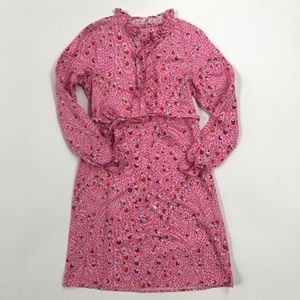 Lilly Pulitzer Size 12 Girls Pink Ruffle Dress